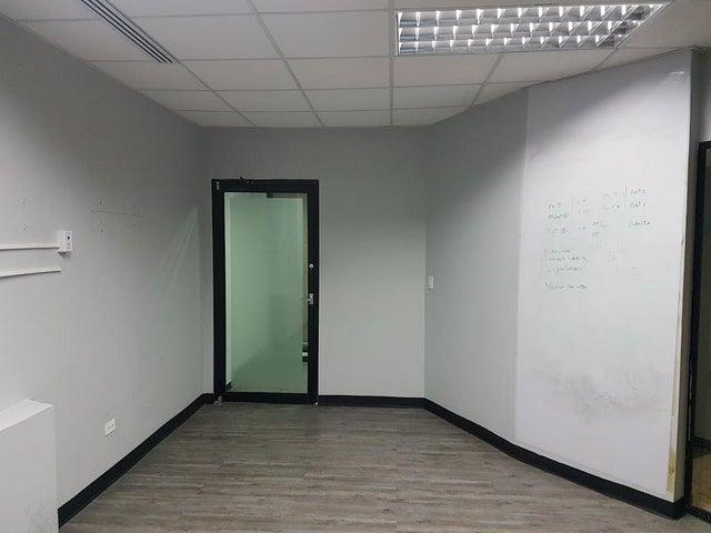 Oficina Panama>Panama>Obarrio - Alquiler:2.200 US Dollar - codigo: 19-5805
