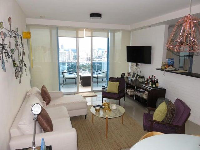 Apartamento Panama>Panama>San Francisco - Alquiler:1.100 US Dollar - codigo: 19-5834
