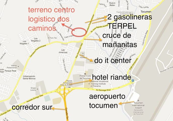 Galera Panama>Panama>Tocumen - Alquiler:7.795 US Dollar - codigo: 19-5882