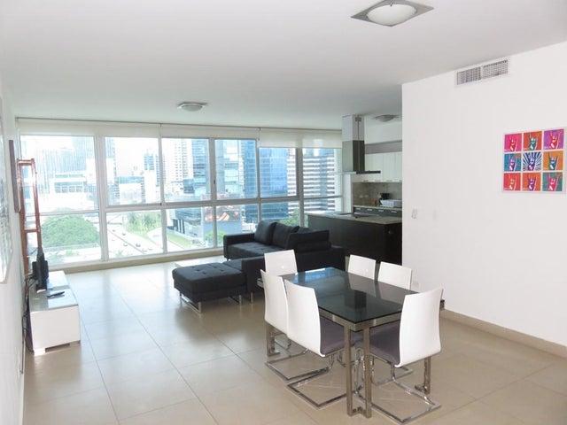 Apartamento Panama>Panama>Punta Pacifica - Alquiler:1.350 US Dollar - codigo: 19-6059