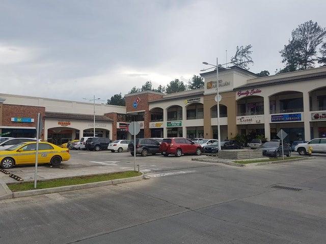 Local comercial Panama>Panama Oeste>Arraijan - Alquiler:1.160 US Dollar - codigo: 19-6064