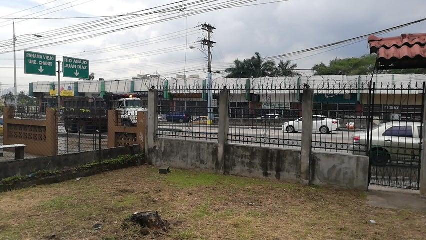 Terreno Panama>Panama>Juan Diaz - Venta:870.000 US Dollar - codigo: 19-6184
