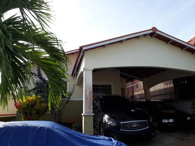 Casa Panama>La chorrera>Chorrera - Alquiler:500 US Dollar - codigo: 19-6194