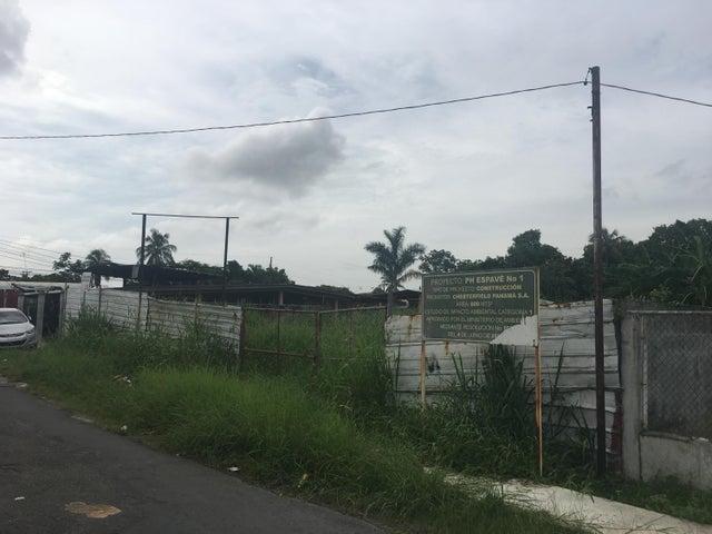 Terreno Panama>Panama>Juan Diaz - Venta:202.000 US Dollar - codigo: 19-6217