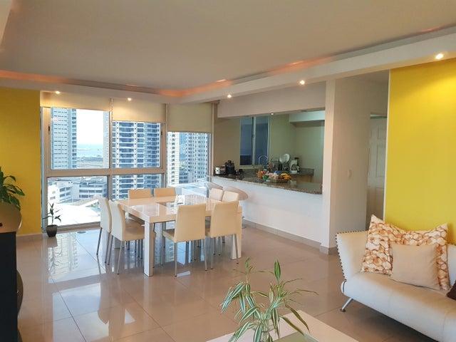 Apartamento Panama>Panama>San Francisco - Venta:320.000 US Dollar - codigo: 19-6220
