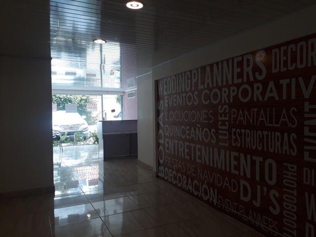 Local comercial Panama>Panama>San Francisco - Alquiler:1.800 US Dollar - codigo: 19-4658