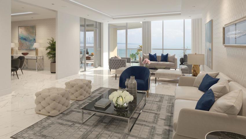 Apartamento Panama>Panama>Punta Pacifica - Venta:839.150 US Dollar - codigo: 19-6274