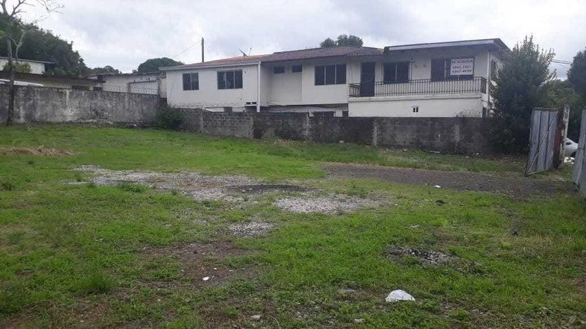 Terreno Panama>Panama>Las Cumbres - Alquiler:1.200 US Dollar - codigo: 19-6316