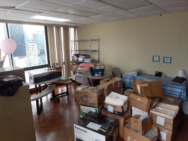 Oficina Panama>Panama>Marbella - Alquiler:2.365 US Dollar - codigo: 19-6373