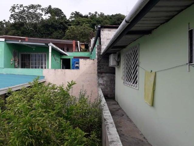Casa Panama>San Miguelito>El Crisol - Venta:150.000 US Dollar - codigo: 19-6722