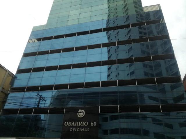 Oficina Panama>Panama>Obarrio - Alquiler:1.250 US Dollar - codigo: 19-6753
