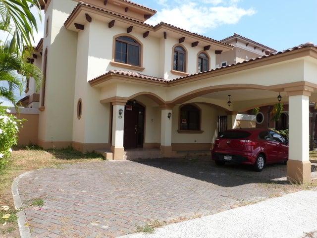Casa Panama>Panama>Costa Sur - Alquiler:1.600 US Dollar - codigo: 19-6990
