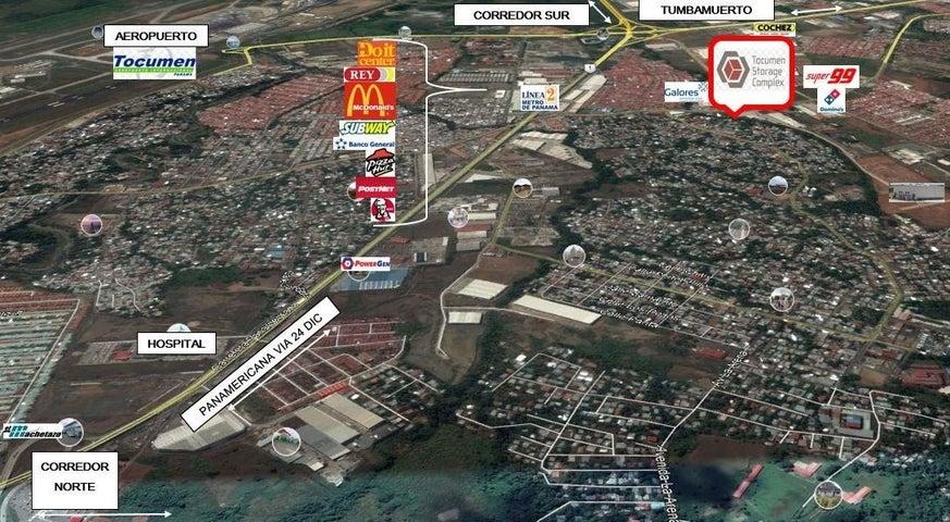 Galera Panama>Panama>Tocumen - Venta:1.200.000 US Dollar - codigo: 19-7141