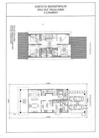 Casa Panama>Panama>Panama Pacifico - Venta:389.995 US Dollar - codigo: 19-7177