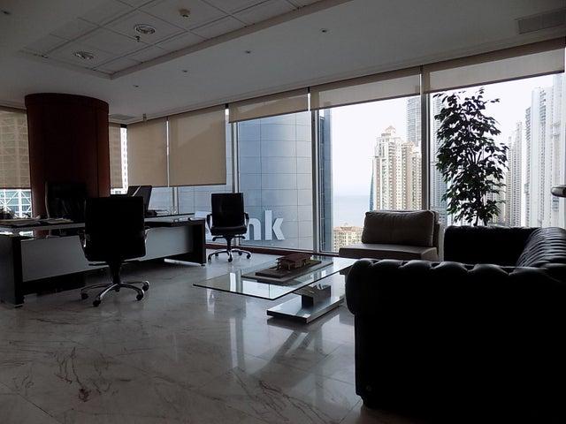 Oficina Panama>Panama>Punta Pacifica - Alquiler:5.000 US Dollar - codigo: 19-7204