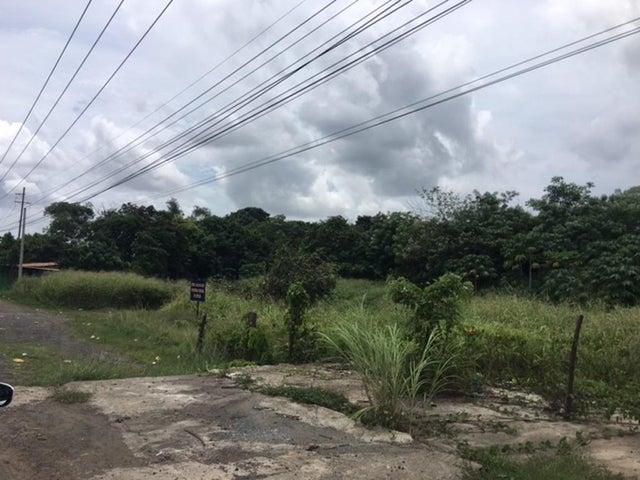 Terreno Panama>La chorrera>Chorrera - Alquiler:2.500 US Dollar - codigo: 19-7225