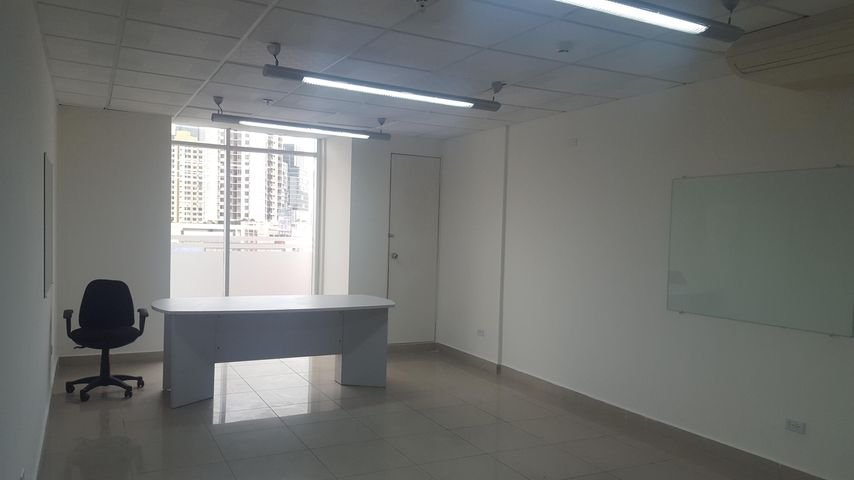 Oficina Panama>Panama>Via España - Alquiler:700 US Dollar - codigo: 19-7280