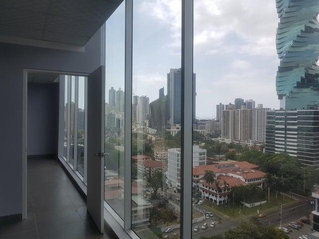 Oficina Panama>Panama>Obarrio - Alquiler:1.859 US Dollar - codigo: 19-7324