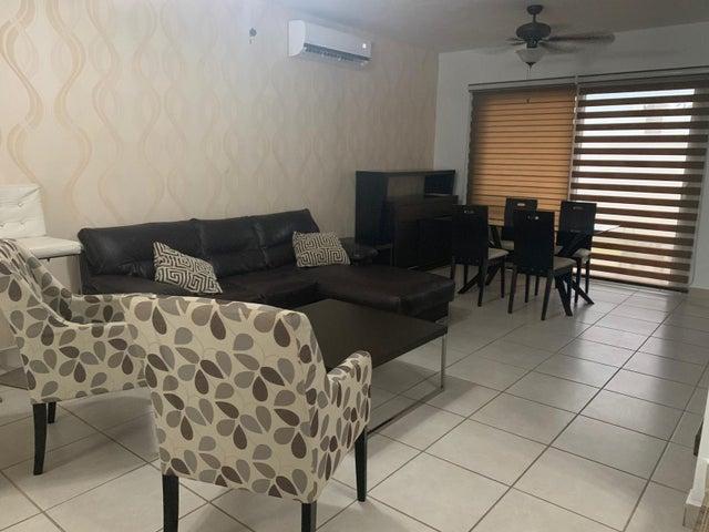 Casa Panama>Panama>Brisas Del Golf - Alquiler:1.350 US Dollar - codigo: 19-7361