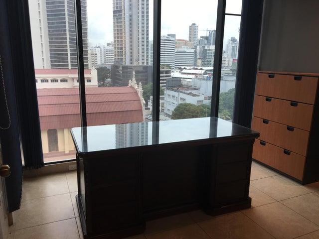 Oficina Panama>Panama>Obarrio - Alquiler:1.300 US Dollar - codigo: 19-7367