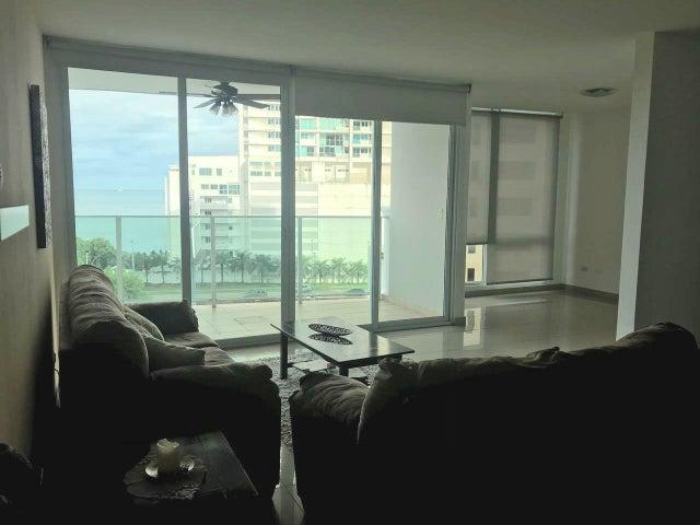 Apartamento Panama>Panama>Punta Pacifica - Alquiler:2.050 US Dollar - codigo: 19-7377