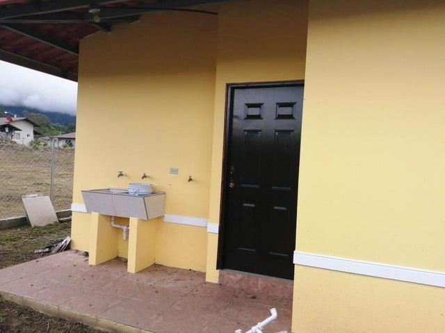 Casa Chiriqui>Tierras Altas>Volcan - Alquiler:400 US Dollar - codigo: 19-7462