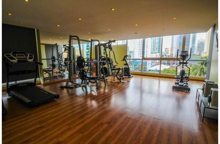 Apartamento Panama>Panama>Bellavista - Alquiler:1.300 US Dollar - codigo: 19-7419