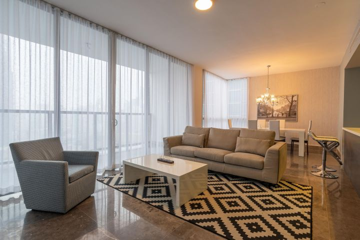 Apartamento Panama>Panama>Avenida Balboa - Alquiler:2.100 US Dollar - codigo: 19-7608
