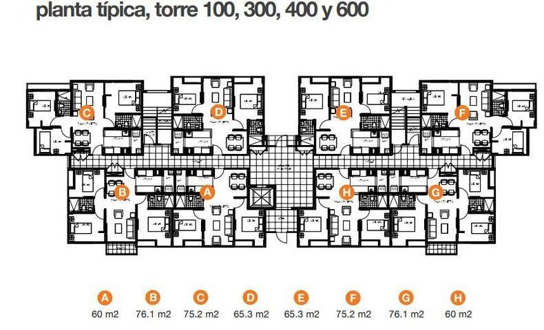 Apartamento Panama>Panama Oeste>Arraijan - Venta:73.200 US Dollar - codigo: 19-7670