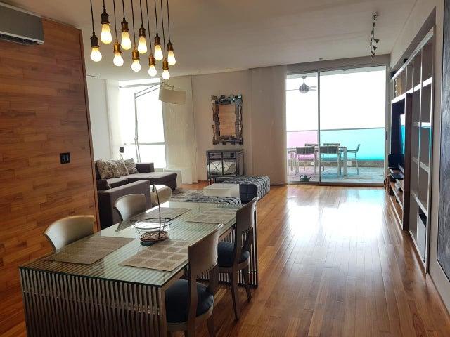 Apartamento Panama>Panama>Avenida Balboa - Alquiler:1.500 US Dollar - codigo: 19-6832