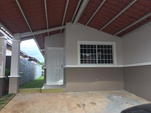 Casa Panama>La chorrera>Chorrera - Alquiler:650 US Dollar - codigo: 19-8259