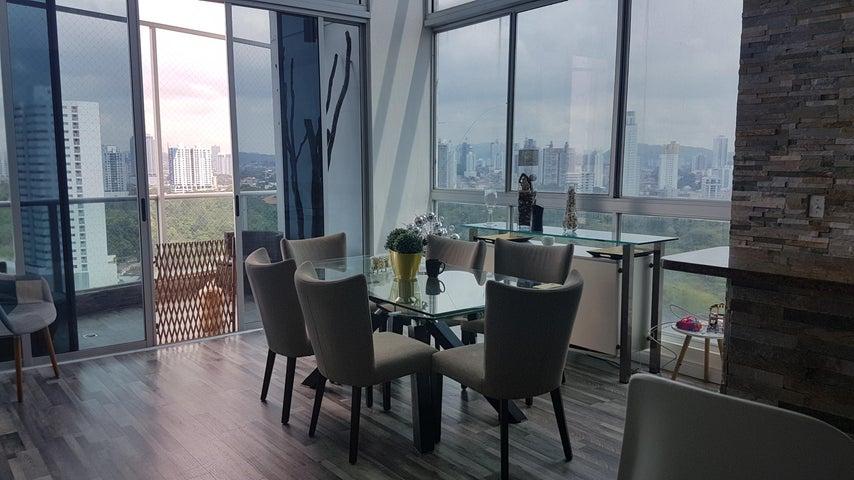 Apartamento Panama>Panama>San Francisco - Venta:345.000 US Dollar - codigo: 19-8411
