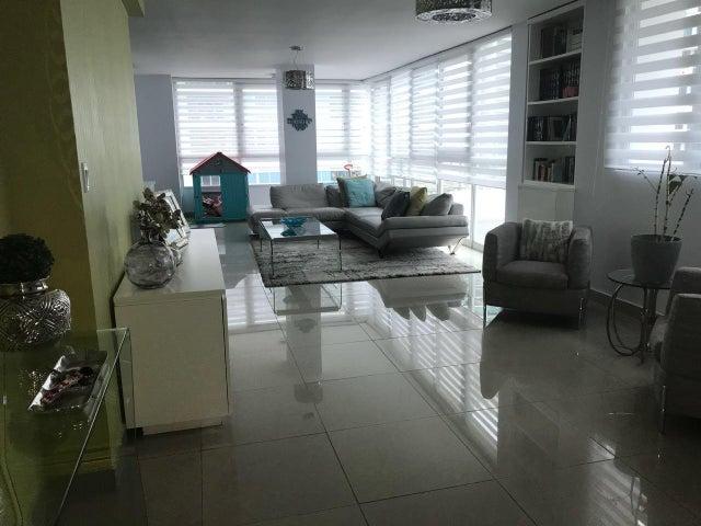 Apartamento Panama>Panama>Bellavista - Alquiler:1.850 US Dollar - codigo: 19-8525