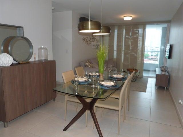 Apartamento Panama>Panama>Vista Hermosa - Alquiler:1.100 US Dollar - codigo: 19-5470