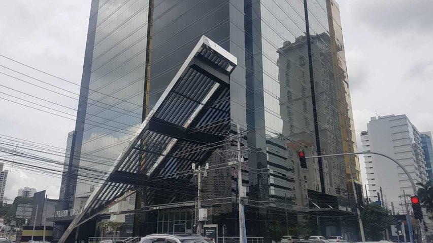 Oficina Panama>Panama>Bellavista - Alquiler:1.818 US Dollar - codigo: 19-9610