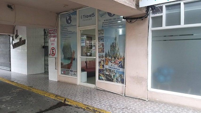 Local Comercial Panama>Panama>El Cangrejo - Venta:135.000 US Dollar - codigo: 19-9631