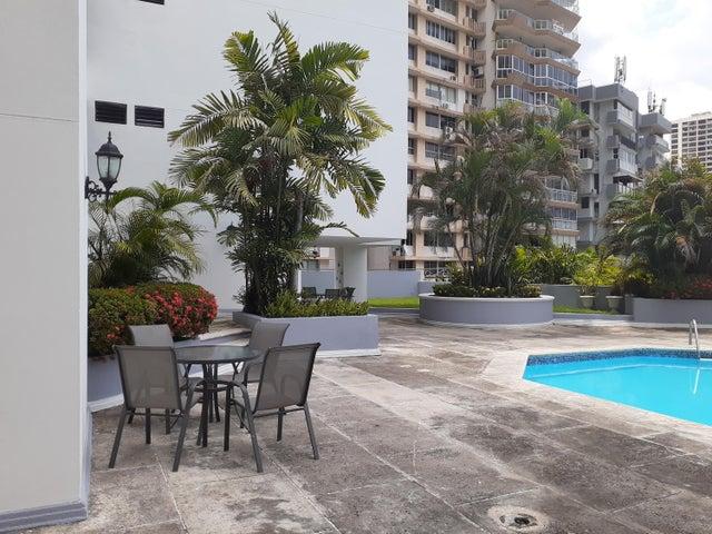 Apartamento Panama>Panama>Paitilla - Alquiler:900 US Dollar - codigo: 19-9723