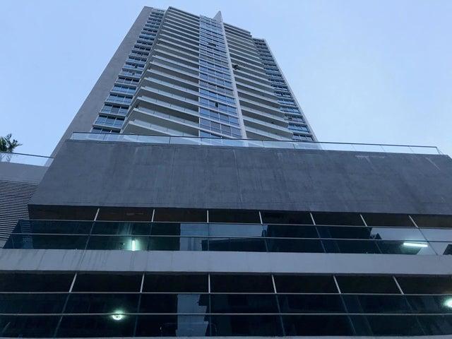 Apartamento Panama>Panama>El Cangrejo - Alquiler:1.800 US Dollar - codigo: 19-9901