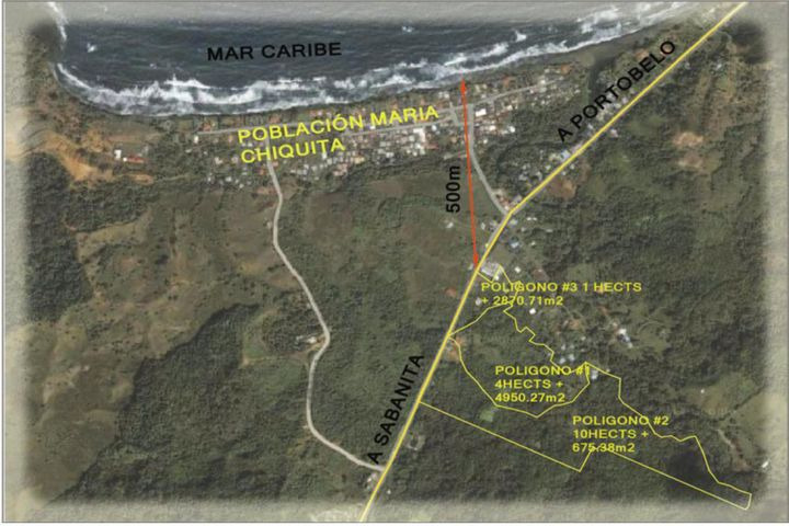 Terreno Colon>Colón>Maria Chiquita - Venta:2.250.000 US Dollar - codigo: 19-9923