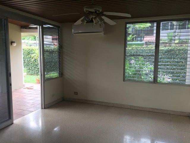 Casa Panama>Panama>San Francisco - Alquiler:1.600 US Dollar - codigo: 19-8645