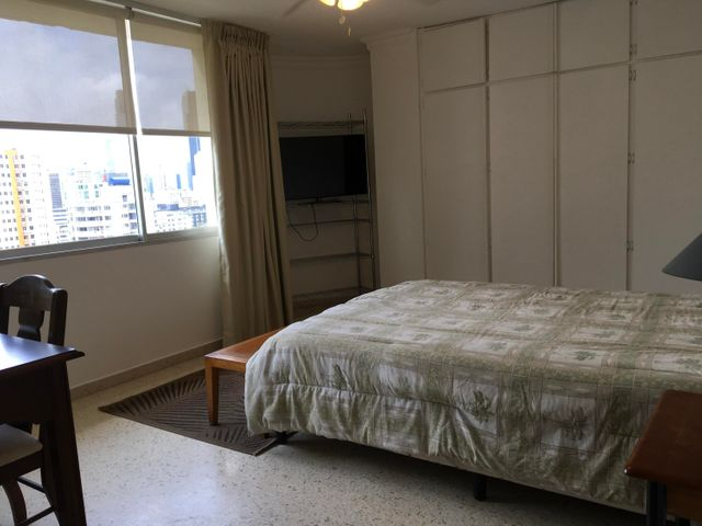 Apartamento Panama>Panama>El Cangrejo - Alquiler:1.000 US Dollar - codigo: 19-10048