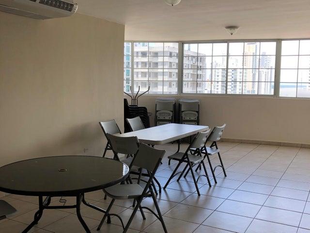 Apartamento Panama>Panama>San Francisco - Alquiler:850 US Dollar - codigo: 19-10078