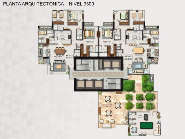 Apartamento Panama>Panama>Costa del Este - Venta:650.000 US Dollar - codigo: 19-10945