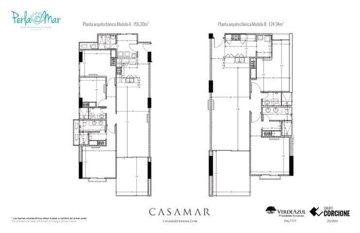 Apartamento Panama>San Carlos>San Carlos - Venta:355.000 US Dollar - codigo: 19-11165