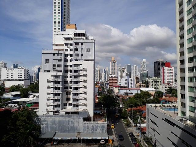 Apartamento Panama>Panama>San Francisco - Alquiler:1.100 US Dollar - codigo: 19-11178