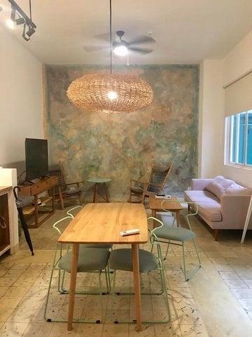 Apartamento Panama>Panama>Casco Antiguo - Alquiler:850 US Dollar - codigo: 19-3177