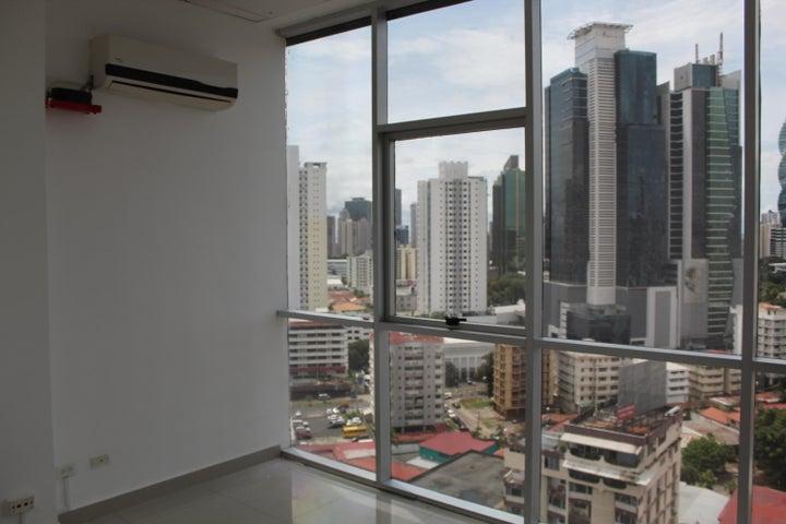 Oficina Panama>Panama>Via Brasil - Alquiler:1.100 US Dollar - codigo: 19-11258