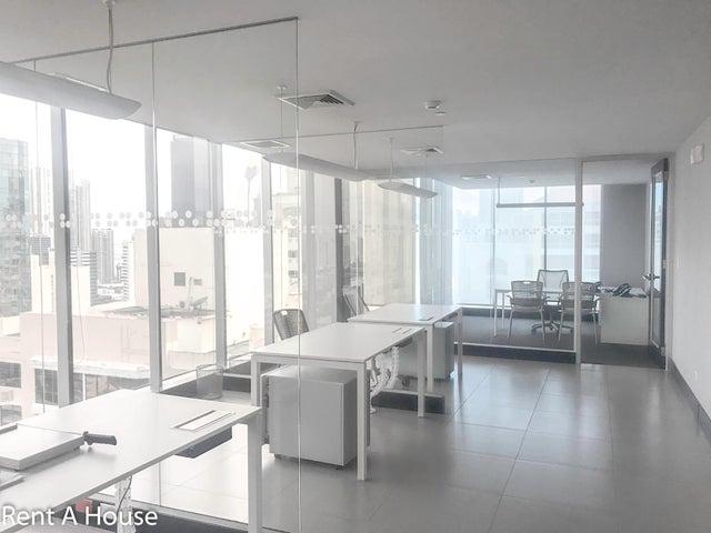 Oficina Panama>Panama>Obarrio - Alquiler:7.500 US Dollar - codigo: 19-11266