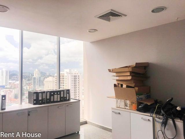 Oficina Panama>Panama>Obarrio - Venta:215.000 US Dollar - codigo: 19-11269