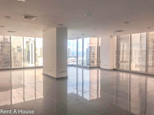Oficina Panama>Panama>Obarrio - Venta:205.000 US Dollar - codigo: 19-11271